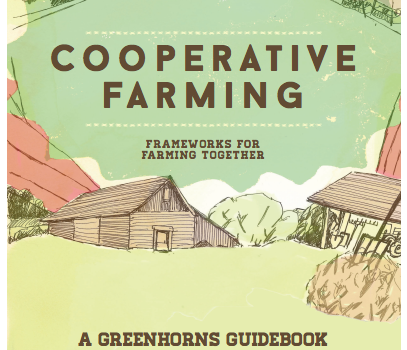New publication: Cooperative Farming by Faith Gilbert, CDI contributing author