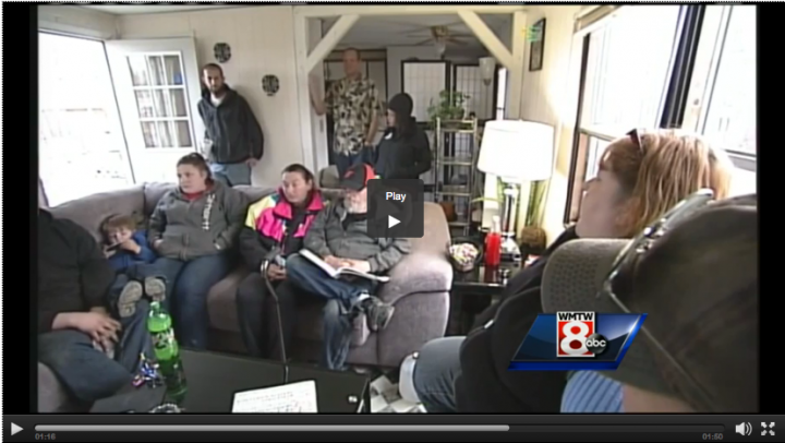 Click here to watch the WMTW news report and tenants discus their options.