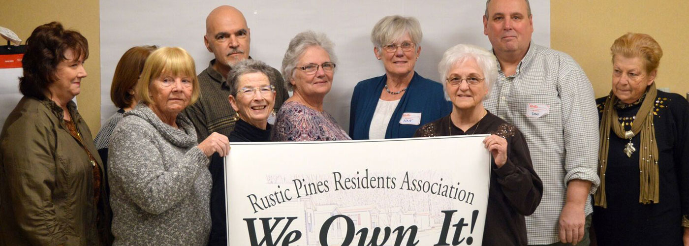 Residents Take Ownership