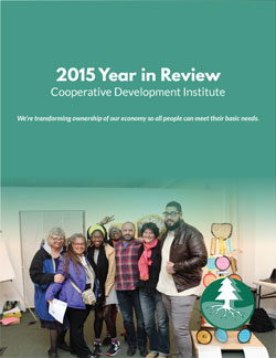 CDI Year in Review 2015 cover