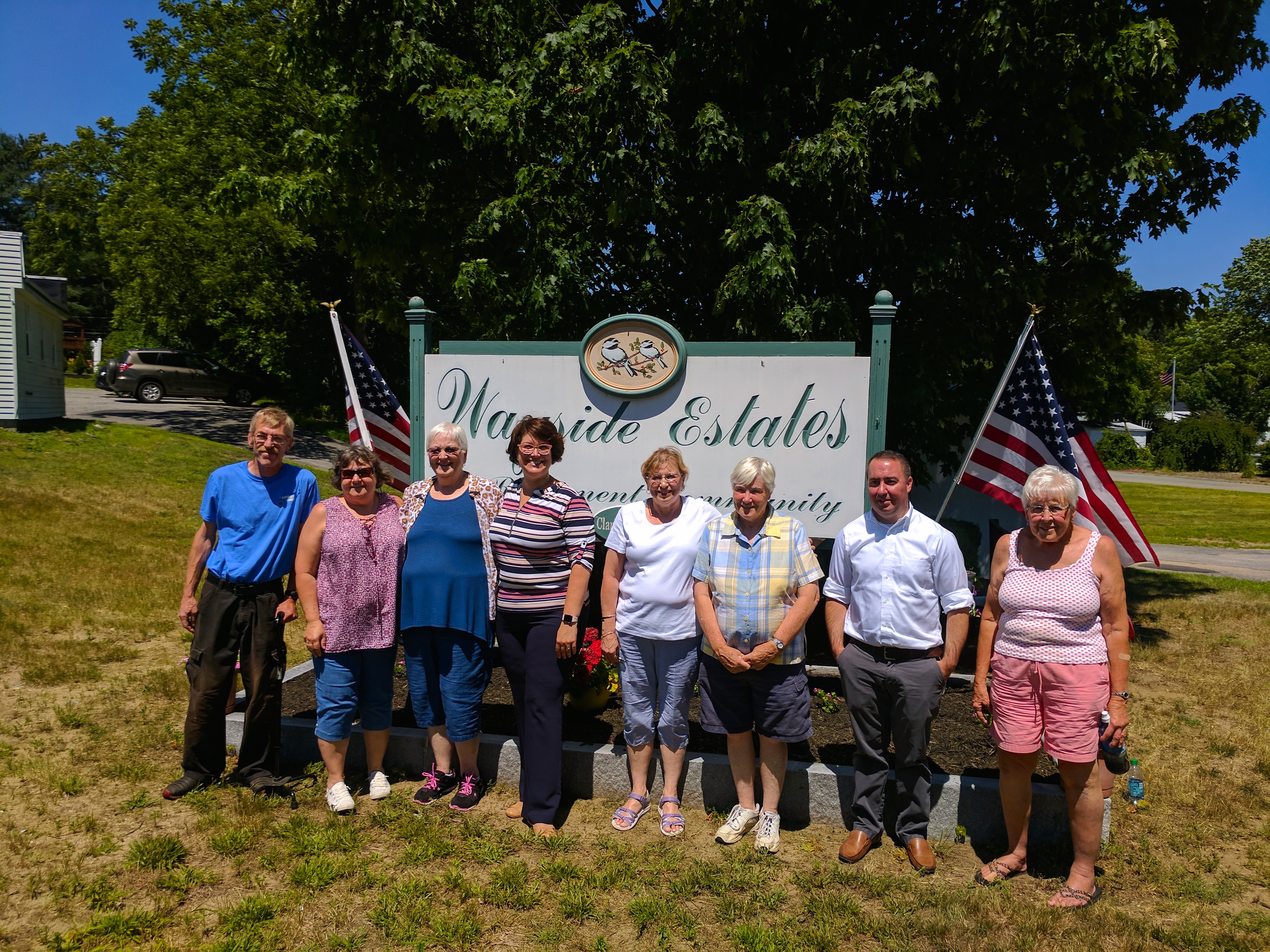 Summer of Advocacy by Resident Owned Communities