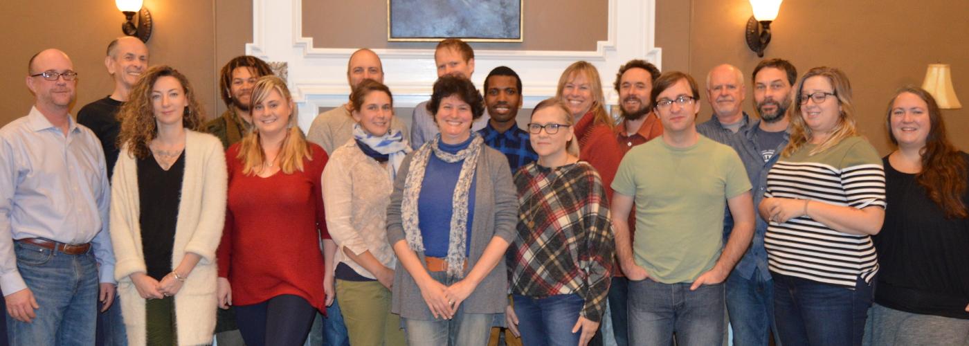 CDI staff group photo November 2018